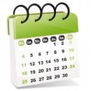 Calendrier 2015 de nos événements