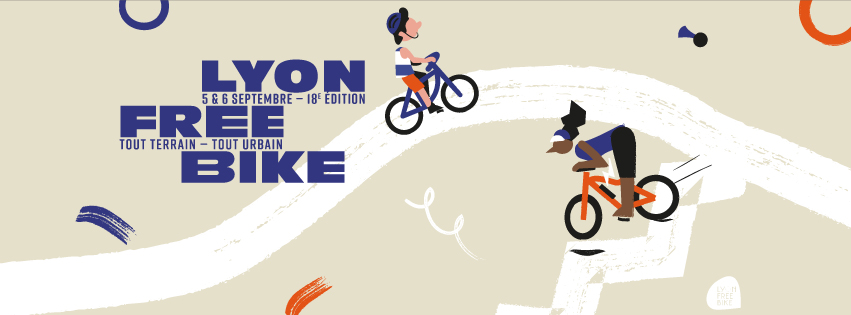 DEVENEZ BENEVOLE pour la LYON FREE BIKE